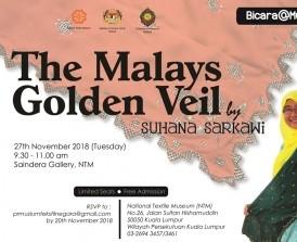 The Malays Golden Veil ( Keringkam )